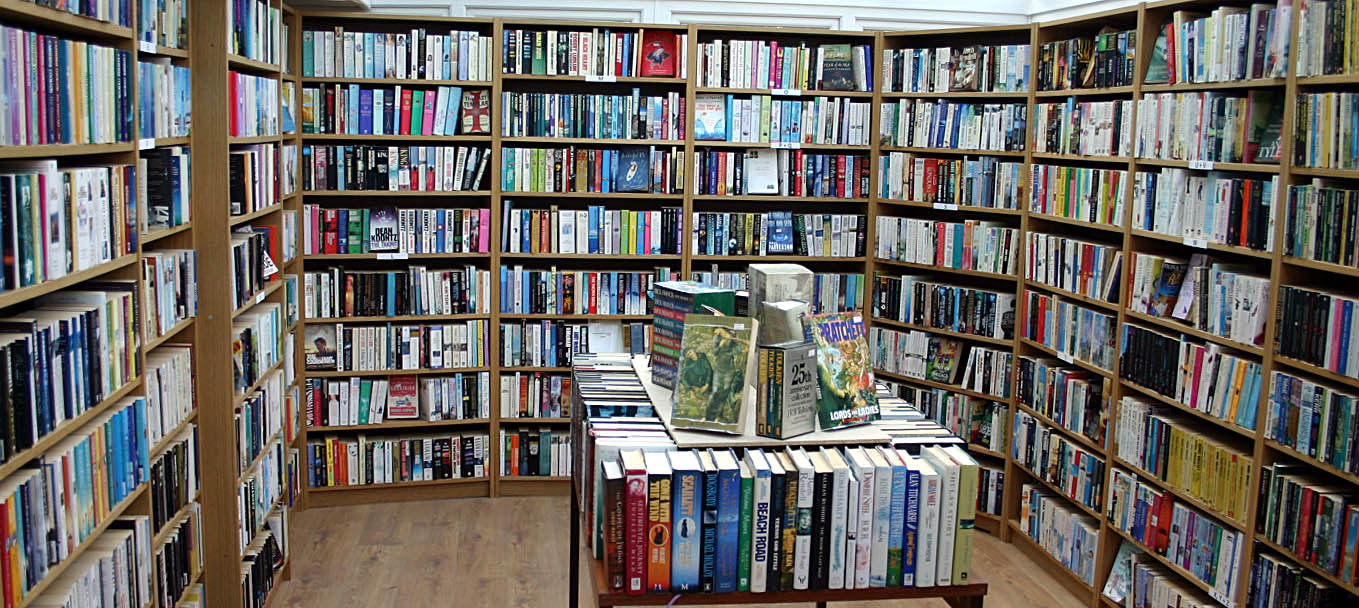 La librer a de penelope fitzgerald y las librer as - Imagenes de librerias ...